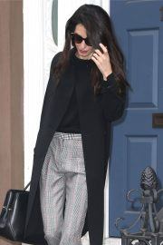 Amal Clooney Stills Out and About in New York 2018/04/12 13