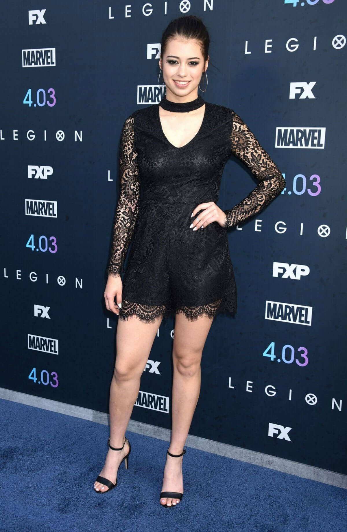 Amber Midthunder Stills at Legion Season 2 Premiere in Los Angeles 2018/04/02 8