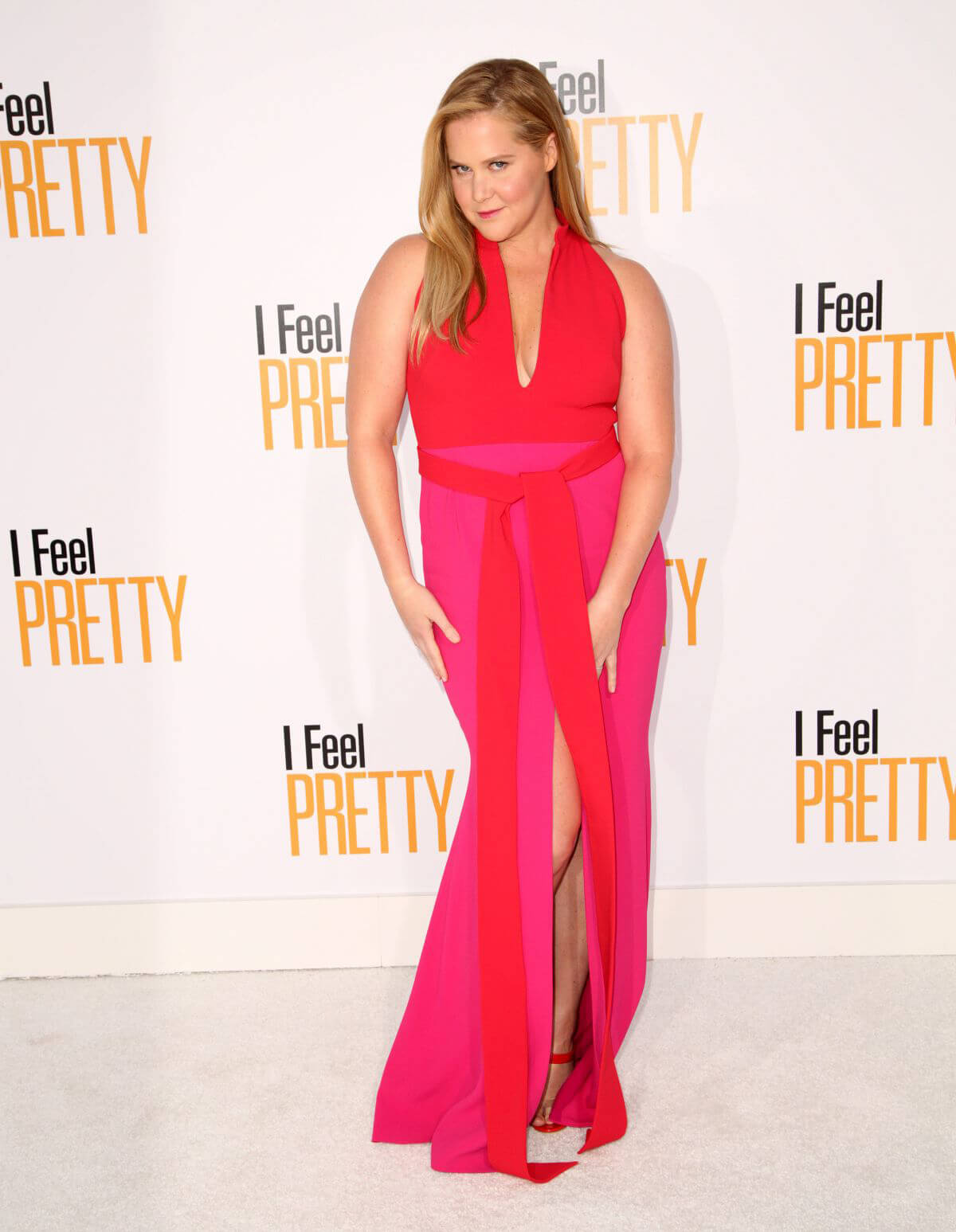 Amy Schumer Stills at I Feel Pretty Premiere in Los Angeles 2018/04/17 10