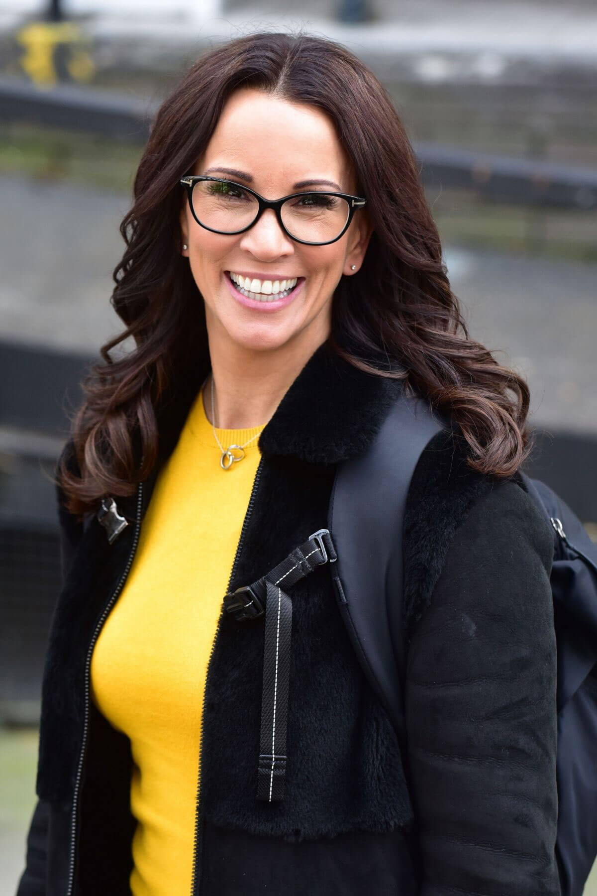 Andrea McLean Stills at ITV Studio in London 2018/04/06 10