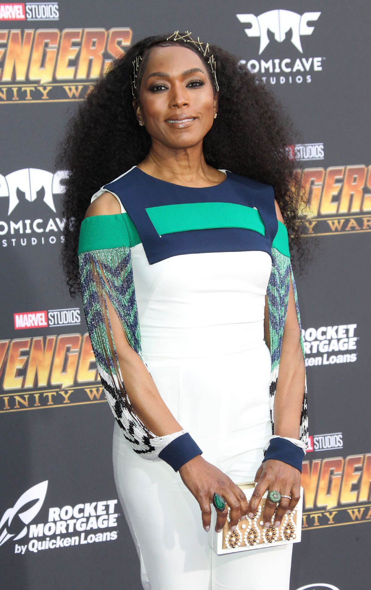 Angela Bassett Stills at Avengers: Infinity War Premiere in Los Angeles 2018/04/23 5