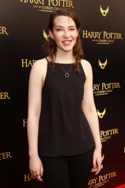 Annes Elwy Stills at Harry Potter and the Cursed Child Broadway Opening in New York 2018/04/22 4