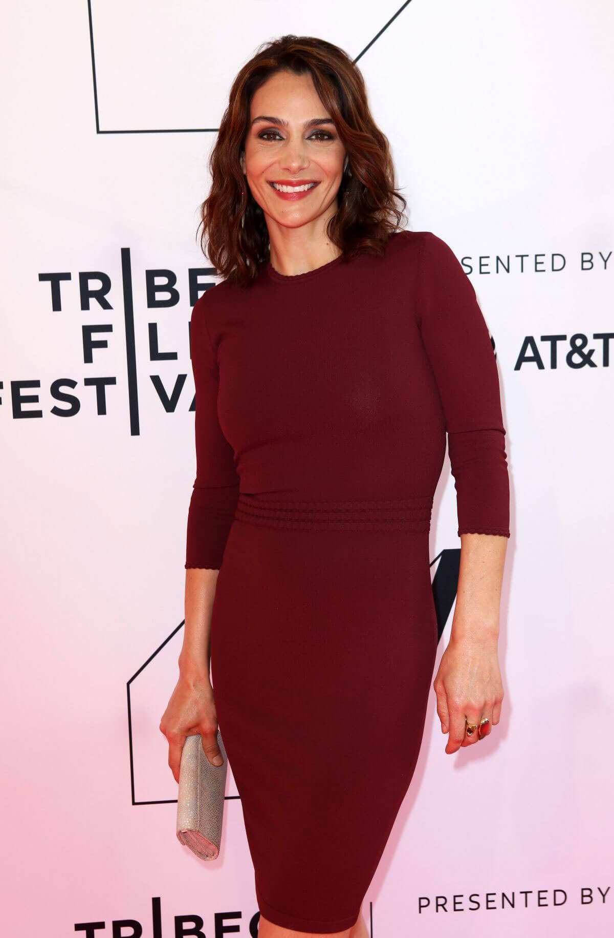 Annie Parisse Stills at Sweetbitter Premiere at Tribeca Film Festival 2018/04/26 5