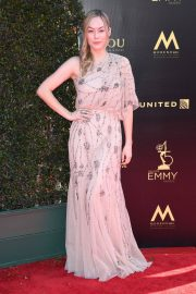 Annika Noelle Stills at Daytime Creative Arts Emmy Awards in Los Angeles 2018/04/27 10