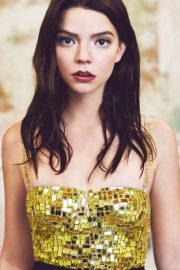 Anya Taylor-Joy Poses for Rollacoaster Magazine, Spring/Summer 2018 Issue 6