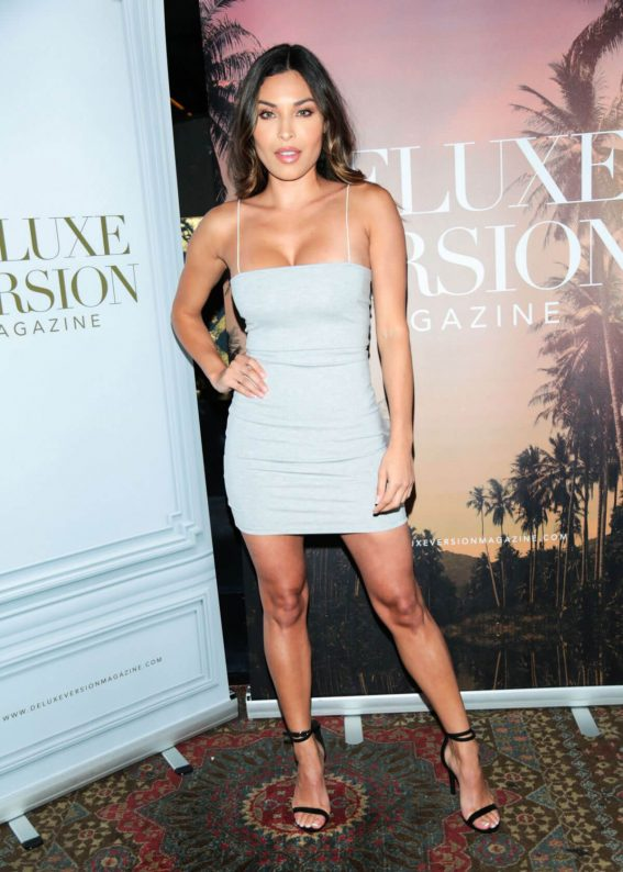 Arianny Celeste Stills at DeLuxe Version 10 Party at Hyde Nightclub in Los Angeles 2018/04/25 9