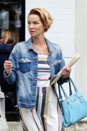 Ashley Scott Stills Out for Lunch in Los Angeles 2018/04/06 7