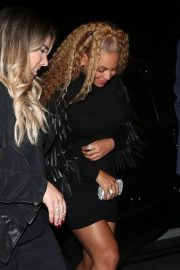 Beyonce and Kelly Rowland Stills at Dundas Traveling Flagship Cocktail Party in Los Angeles 2018/04/24 10