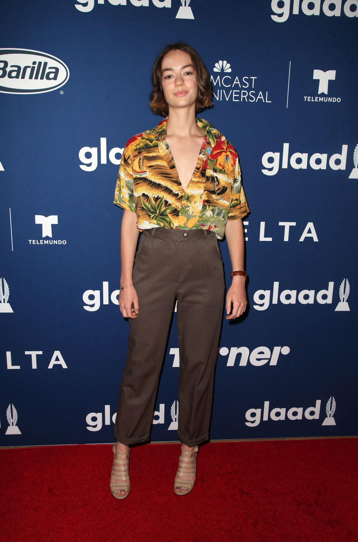 Brigette Lundy-Paine Stills at Glaad Media Awards Rising Stars Luncheon in Beverly Hills 2018/04/11 1