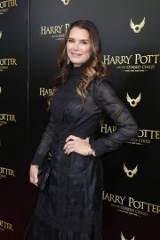Brooke Shields Stills at Harry Potter and the Cursed Child Broadway Opening in New York 2018/04/22 2