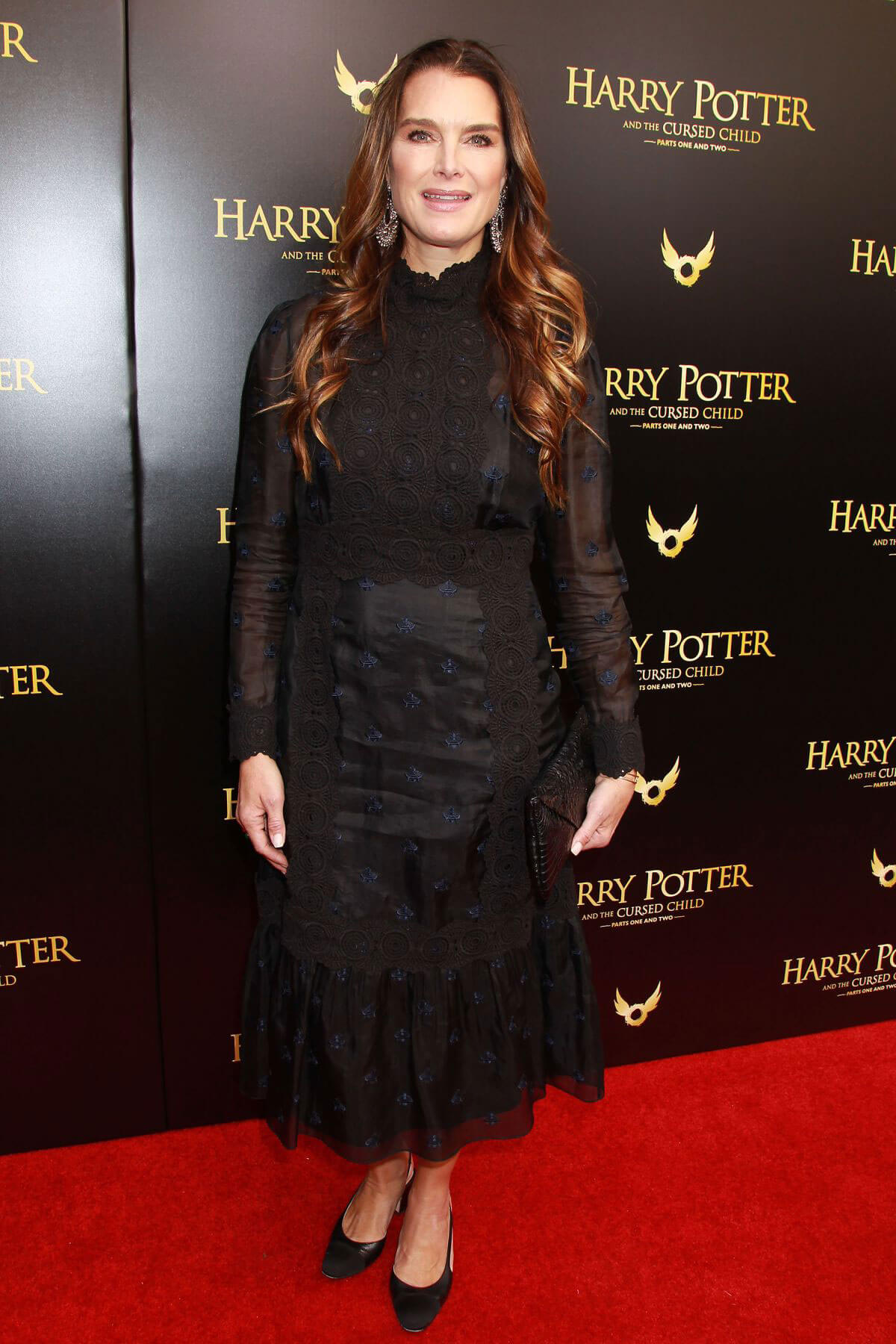 Brooke Shields Stills at Harry Potter and the Cursed Child Broadway Opening in New York 2018/04/22 8