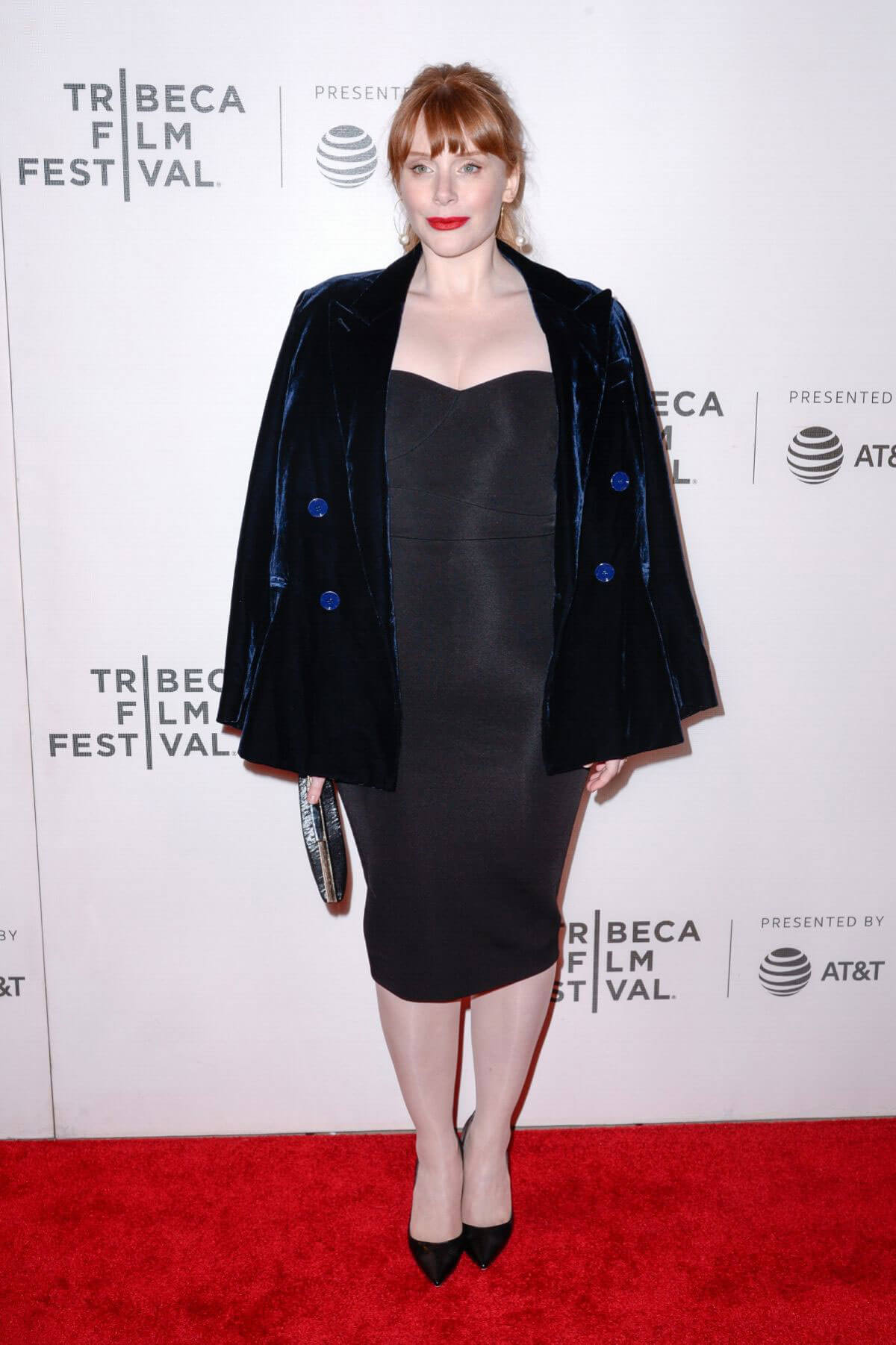 Bryce Dallas Howard Stills at Genius Picasso Premiere at Tribeca Film Festival in New York 2018/04/20 7