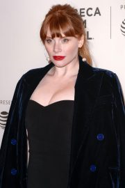 Bryce Dallas Howard Stills at Genius Picasso Premiere at Tribeca Film Festival in New York 2018/04/20 8