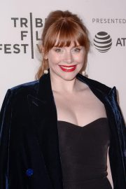 Bryce Dallas Howard Stills at Genius Picasso Premiere at Tribeca Film Festival in New York 2018/04/20 13