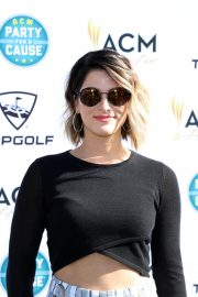 Cassadee Pope Stills at Academy of Country Music Presents Lifting Lives Topgolf Tee-off in Las Vegas 2018/04/14 2