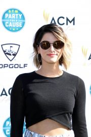 Cassadee Pope Stills at Academy of Country Music Presents Lifting Lives Topgolf Tee-off in Las Vegas 2018/04/14 7