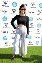 Cassadee Pope Stills at Academy of Country Music Presents Lifting Lives Topgolf Tee-off in Las Vegas 2018/04/14 8