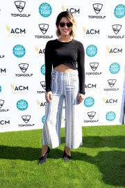 Cassadee Pope Stills at Academy of Country Music Presents Lifting Lives Topgolf Tee-off in Las Vegas 2018/04/14 11