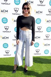 Cassadee Pope Stills at Academy of Country Music Presents Lifting Lives Topgolf Tee-off in Las Vegas 2018/04/14 15