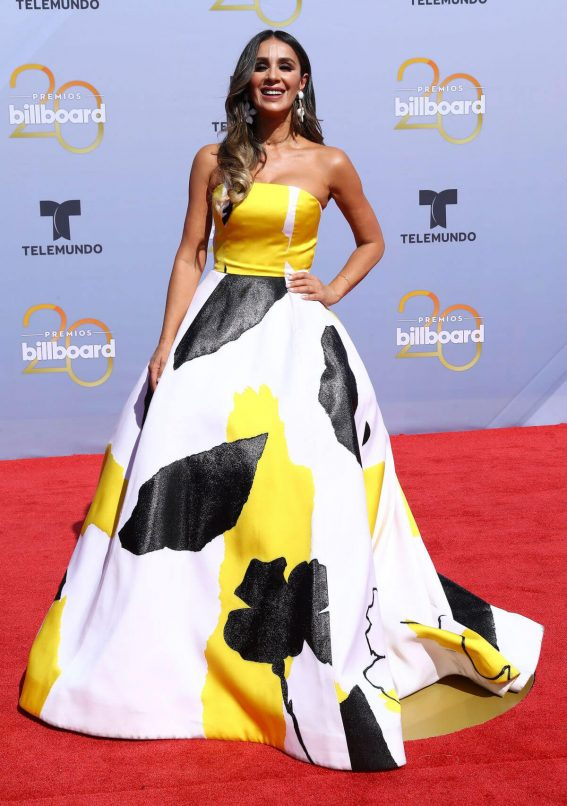 Catherine Siachoque Stills at Billboard Latin Music Awards in Las Vegas 2018/04/26 3