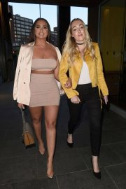 Chanelle McCleary Stills Night Out in Manchester 2018/04/25 5