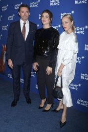 Charlotte Casiraghi Stills at Montblanc Celebrates 75th Anniversary of Le Petit Prince in New York 2018/04/04 1