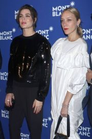 Charlotte Casiraghi Stills at Montblanc Celebrates 75th Anniversary of Le Petit Prince in New York 2018/04/04 5