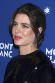 Charlotte Casiraghi Stills at Montblanc Celebrates 75th Anniversary of Le Petit Prince in New York 2018/04/04 8