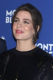 Charlotte Casiraghi Stills at Montblanc Celebrates 75th Anniversary of Le Petit Prince in New York 2018/04/04 9