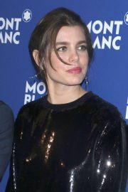 Charlotte Casiraghi Stills at Montblanc Celebrates 75th Anniversary of Le Petit Prince in New York 2018/04/04 11
