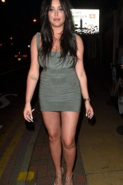 Charlotte Crosby Stills Night Out in Manchester 2018/04/21 1