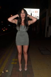 Charlotte Crosby Stills Night Out in Manchester 2018/04/21 5