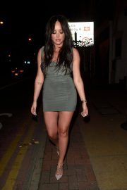 Charlotte Crosby Stills Night Out in Manchester 2018/04/21 7