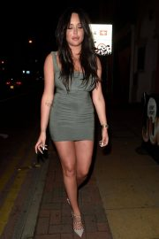 Charlotte Crosby Stills Night Out in Manchester 2018/04/21 8