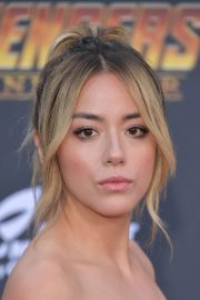 Chloe Bennet Stills at Avengers: Infinity War Premiere in Los Angeles 2018/04/23 5