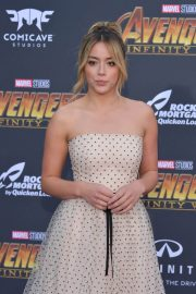 Chloe Bennet Stills at Avengers: Infinity War Premiere in Los Angeles 2018/04/23 6