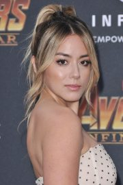 Chloe Bennet Stills at Avengers: Infinity War Premiere in Los Angeles 2018/04/23 8