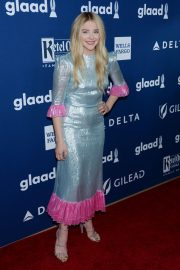 Chloe Moretz Stills at Glaad Media Awards 2018 in Beverly Hills 2018/04/12 2