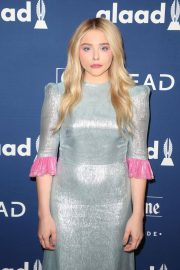 Chloe Moretz Stills at Glaad Media Awards 2018 in Beverly Hills 2018/04/12 6