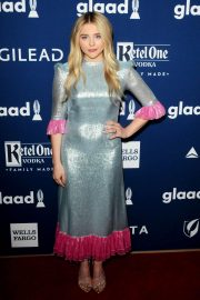 Chloe Moretz Stills at Glaad Media Awards 2018 in Beverly Hills 2018/04/12 11