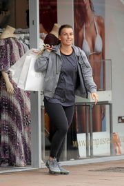 Coleen Rooney Stills Out Shopping in Wilmslow 2018/04/18 1