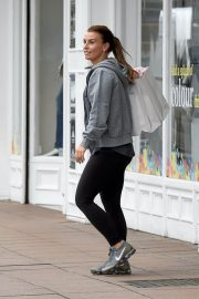 Coleen Rooney Stills Out Shopping in Wilmslow 2018/04/18 5