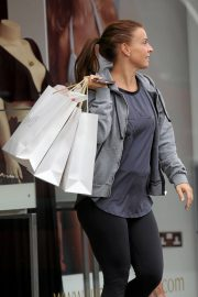 Coleen Rooney Stills Out Shopping in Wilmslow 2018/04/18 9