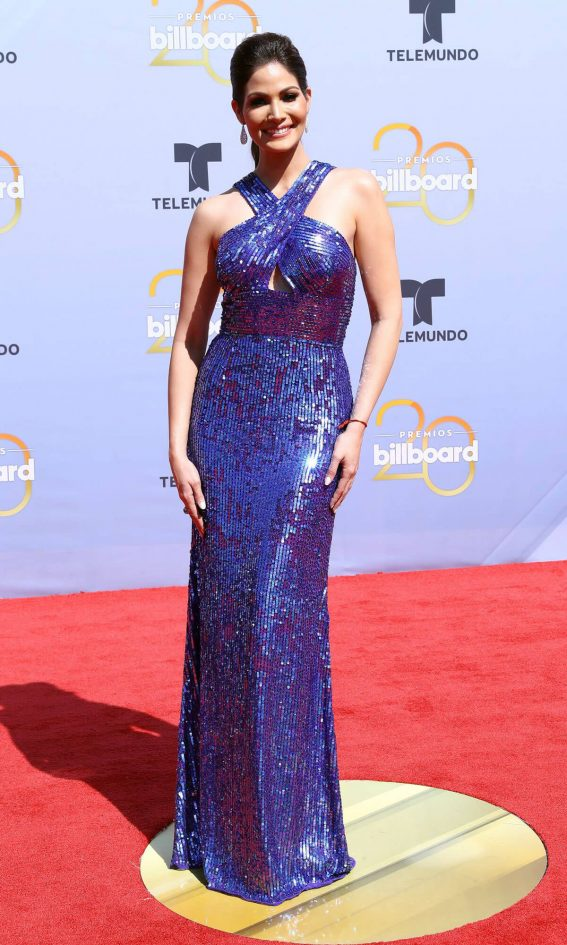 Cynthia Olavarria Stills at Billboard Latin Music Awards in Las Vegas 2018/04/26 2