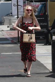 Dakota Fanning Stills Out and About in Beverly Hills 2018/04/23 5