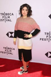 Daniella Pineda Stills at in a Relationship Premiere at Tribeca Film Festival in New York 2018/04/20 4