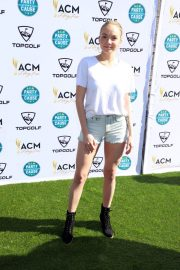 Danielle Bradbery Stills at Academy of Country Music Presents Lifting Lives Topgolf Tee-off in Las Vegas 2018/04/14 5