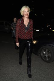 Denise van Outen Stills Night Out at Menagerie in Manchester 2018/04/01 2