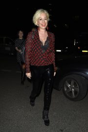 Denise van Outen Stills Night Out at Menagerie in Manchester 2018/04/01 3