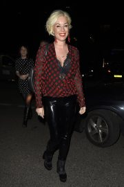 Denise van Outen Stills Night Out at Menagerie in Manchester 2018/04/01 7